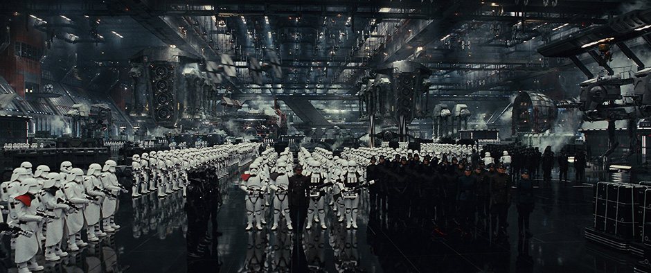 Storm Troopers - Star Wars: Episode VIII - The Last Jedi - Credit IMDB