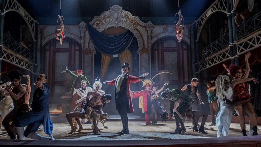 The irresistible Hugh Jackman – as PT Barnum never was
