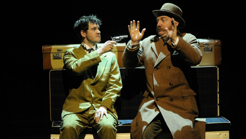 Hilarious spoof of Sherlock Holmes
