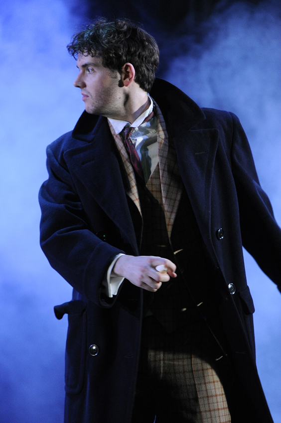Shaun Chambers in The Hound of the Baskerville