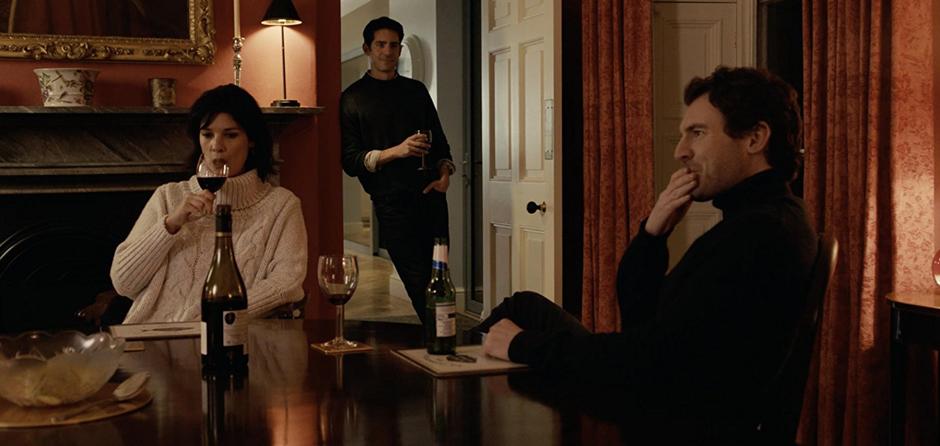 Jasmine Hyde, Richard Flood, and Simon Cotton in The Unseen - Credit IMDB