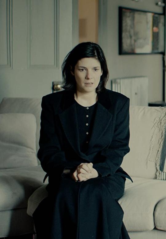 Jasmine Hyde in The Unseen - Credit IMDB