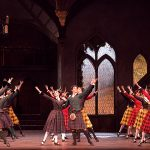 La Sylphide and Song of the Earth