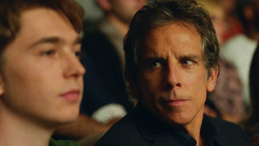 Ben Stiller's wonderful mid-life crisis