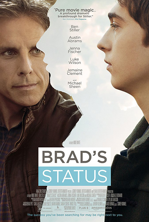 Brad's Status - Credit IMDB