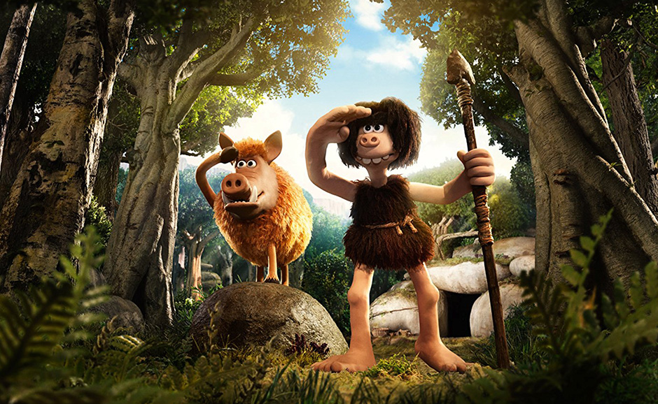 Eddie Redmayne in Early Man - Credit IMDB