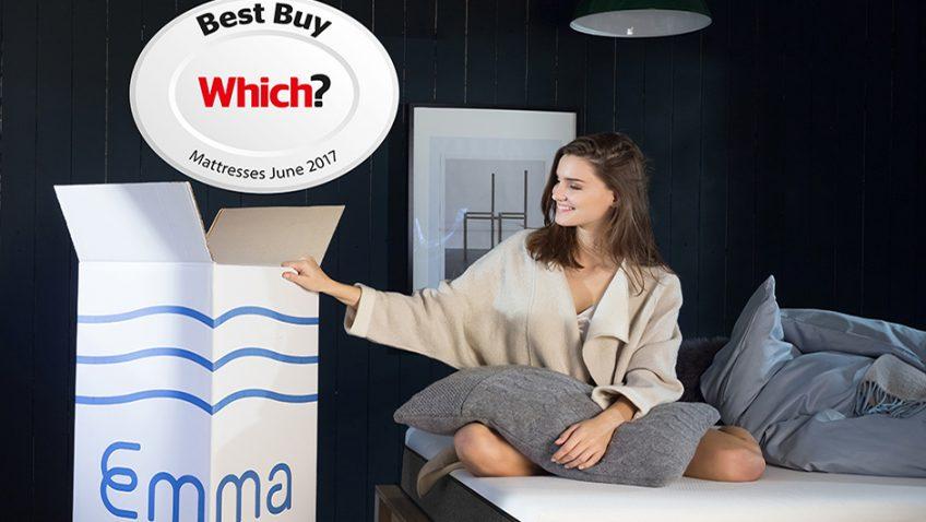 Win an Emma mattress