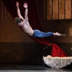 Ivan Vasiliev is the jeune home and he soars