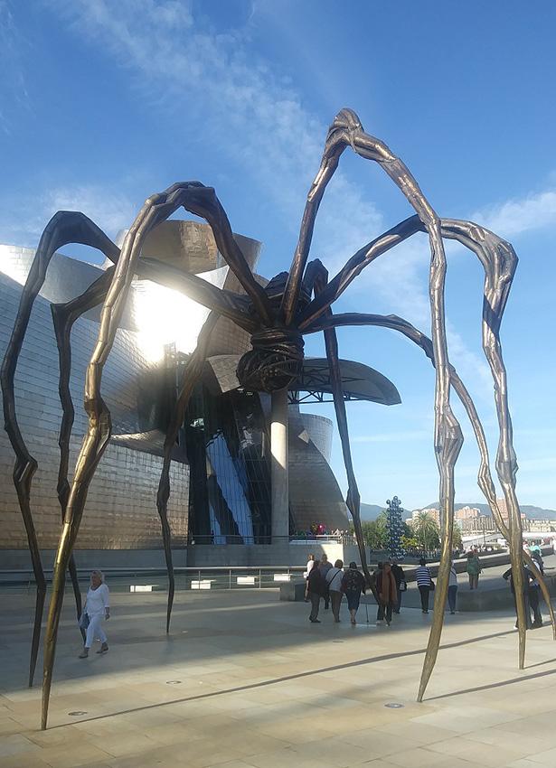 Guardian spider - Guggenheim Museum - Bilbao
