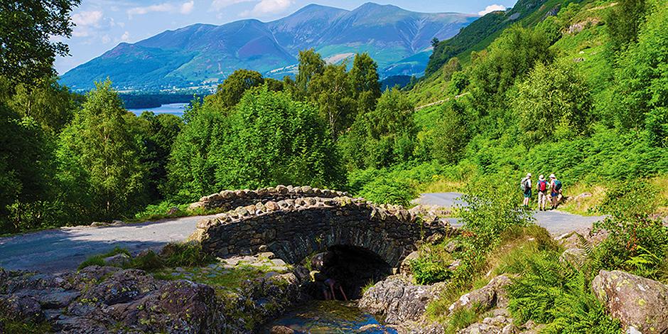 Countryside bridge - Silver Travel Adviser