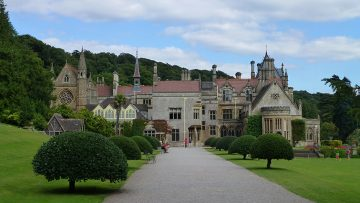 A visit to a very Victorian Tyntesfield