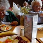 An appetite for company: Spare Chair Sunday to tackle loneliness among the elderly