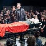 Shakespeare's Julius Caesar is always topical, hence its regular revival