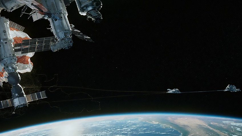 Gravity is a must-see event film and nothing will dent the impact of the space scenes