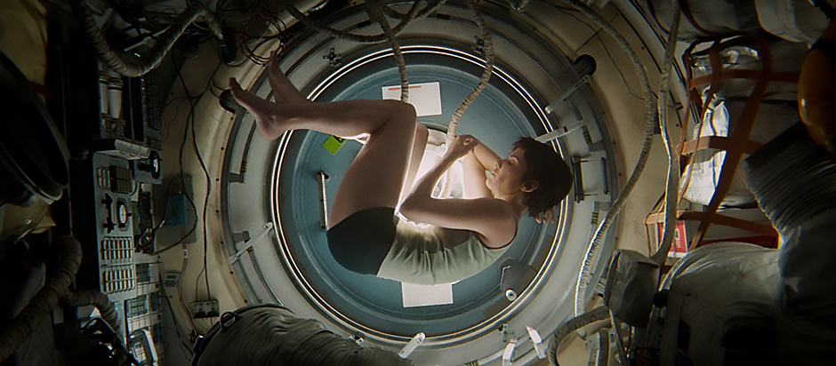 Sandra Bullock in Gravity - Credit IMDB
