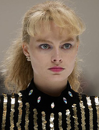 Margot Robbie in I, Tonya - Credit IMDB
