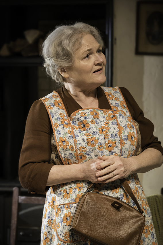 Lesley Nicol in The York Realist - Credit Johan Persson