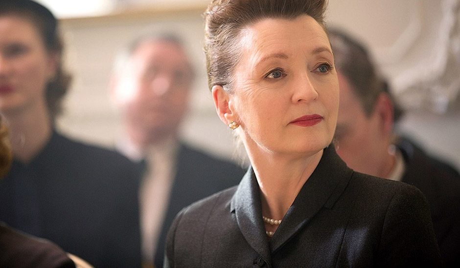 Lesley Manville in Phantom Thread - credit IMDB