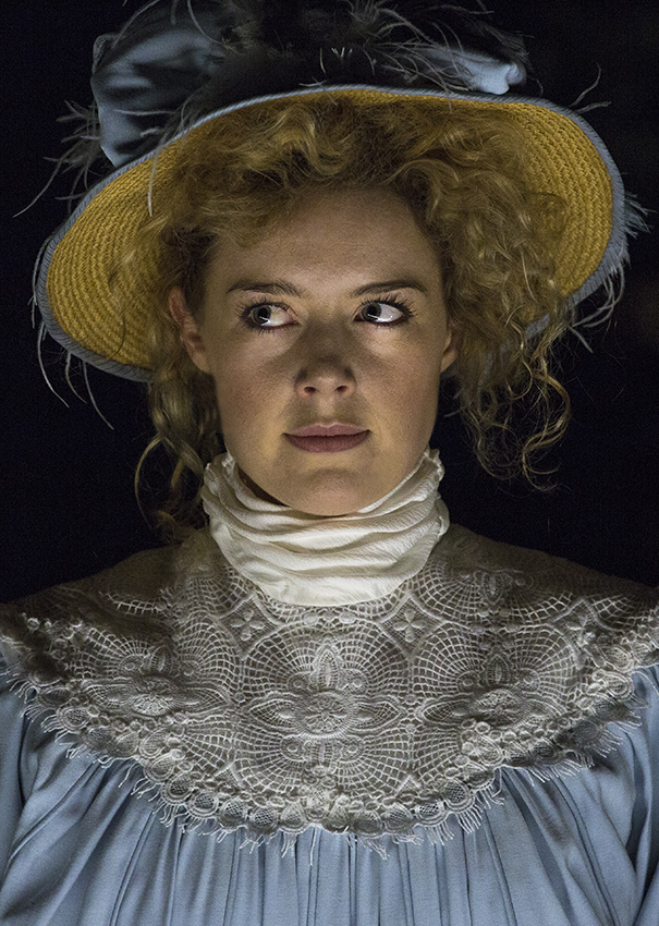 Nikki Shiels in Picnic at Hanging Rock - Credit Pia Johnson