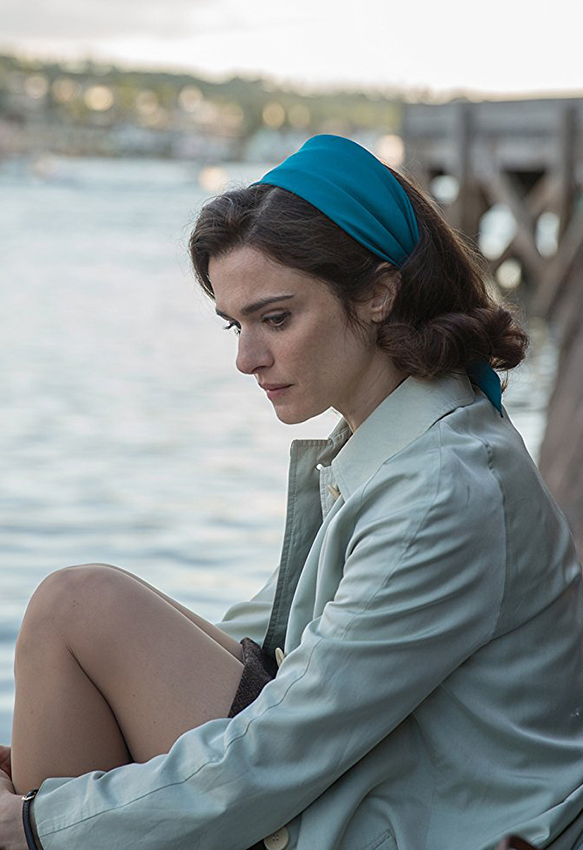 Rachel Weisz in The Mercy - Copyright 2016 - STUDIOCANAL - Credit IMDB