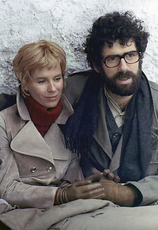 Bibi Andersson and Elliott Gould in The Touch - Credit IMDB