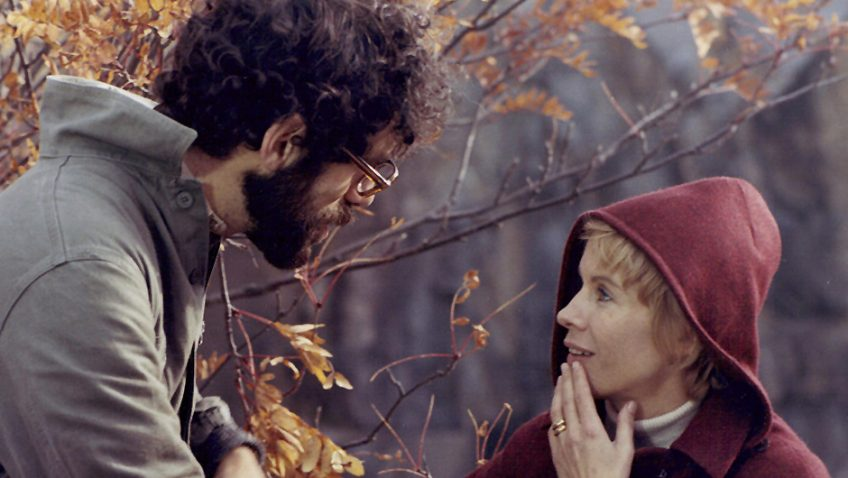Ingmar Bergman's intense love triangle stars a troubled Elliott Gould