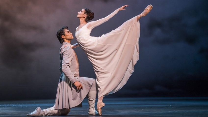 Christopher Wheeldon and Joby Talbot turned Shakespeare's The Winter's Tale into a ballet