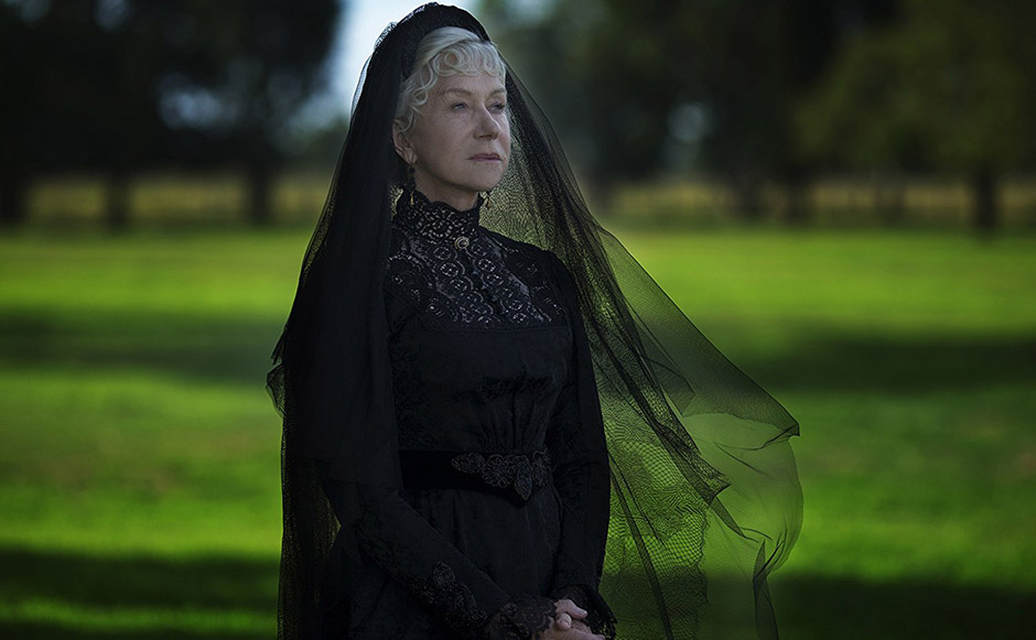 Helen Mirren in Winchester - Credit IMDB