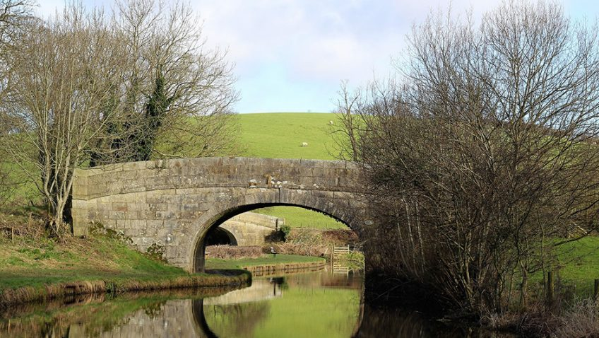 Share the joys of spring on Britain's canal towpaths