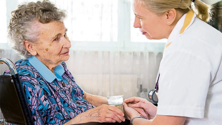 Missing dementia care plans