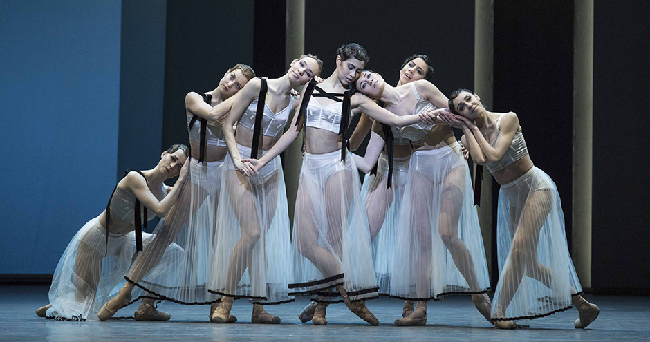 The Royal Ballet in Corybantic Games - Copyright ROH 2018 - Credit Andrej Uspenski