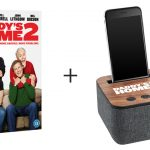 Win a Daddy's Home 2 speaker and DVD