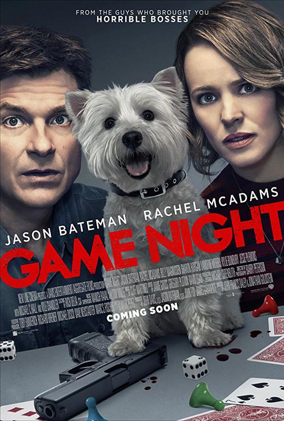 Game Night - Credit IMDB