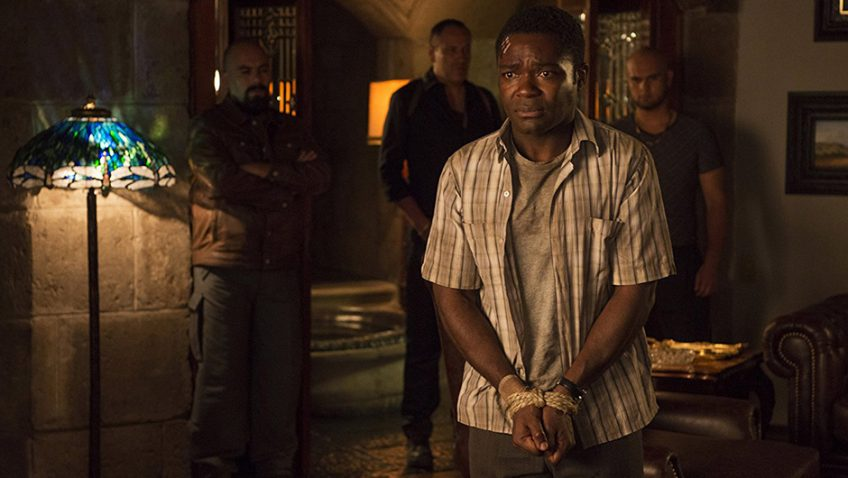 Even for mindless, fun entertainment, Gringo could be better