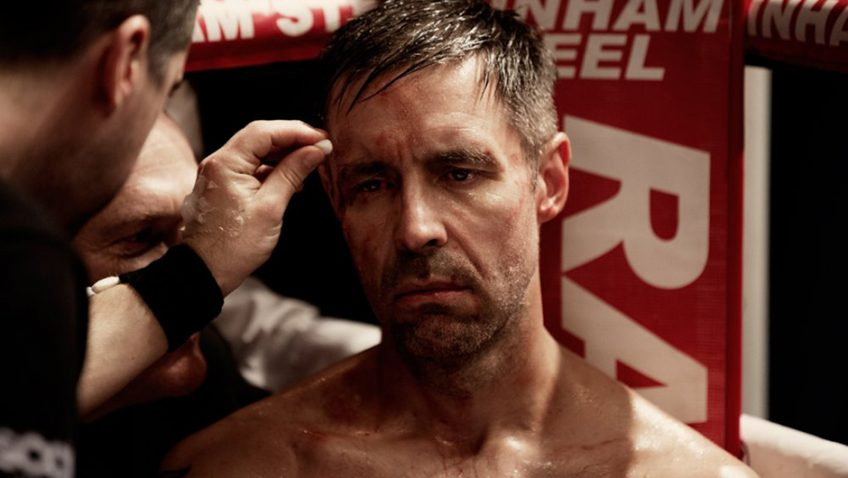 The talented Paddy Considine can't win 'em all in this tragic boxing film