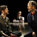 The world premiere of an American gay play is taking place in London