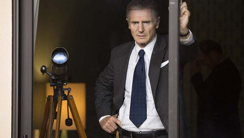 A great story and the talents of Liam Neeson –  but too little drama