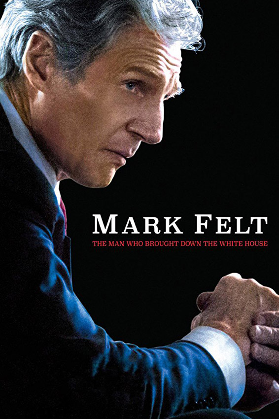 Mark Felt: The Man Who Brought Down the White House - Credit IMDB
