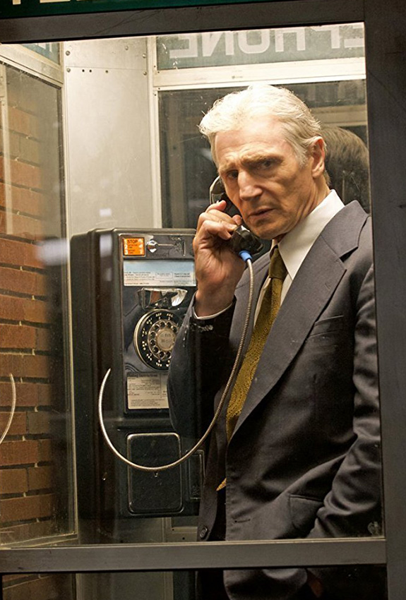 Liam Neeson in Mark Felt: The Man Who Brought Down the White House - Credit IMDB