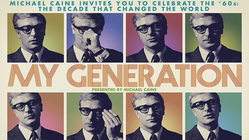 Michael Caine makes it personal in this fun, if flawed documentary on the swinging sixties