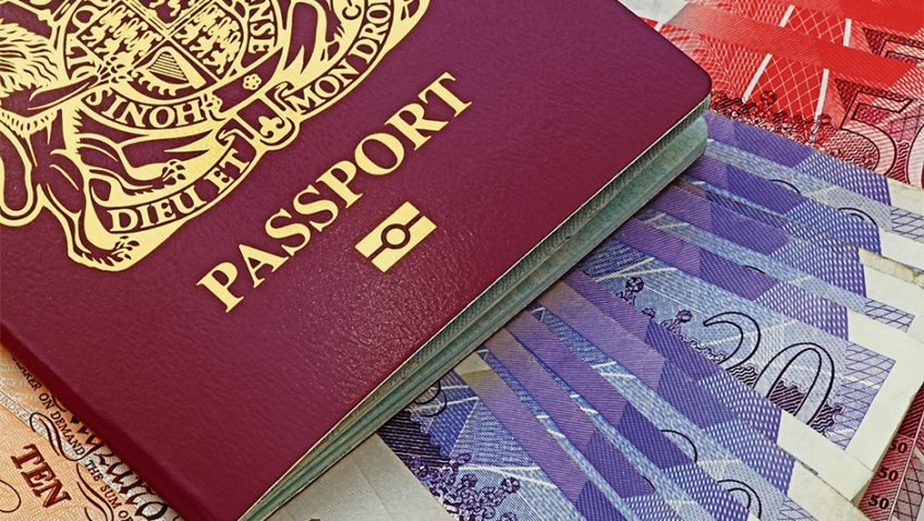 Prepare to pay more for your passport