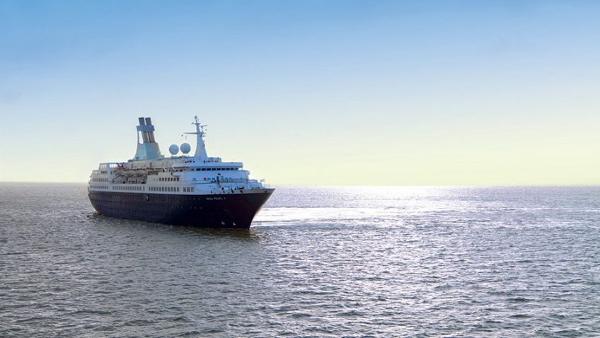 Win a Saga Cruise for two people with Silver Travel Advisor