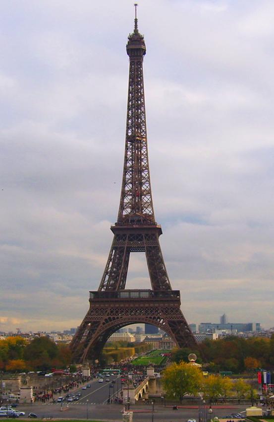 Eiffel Tower - France - Silver Travel Adviser
