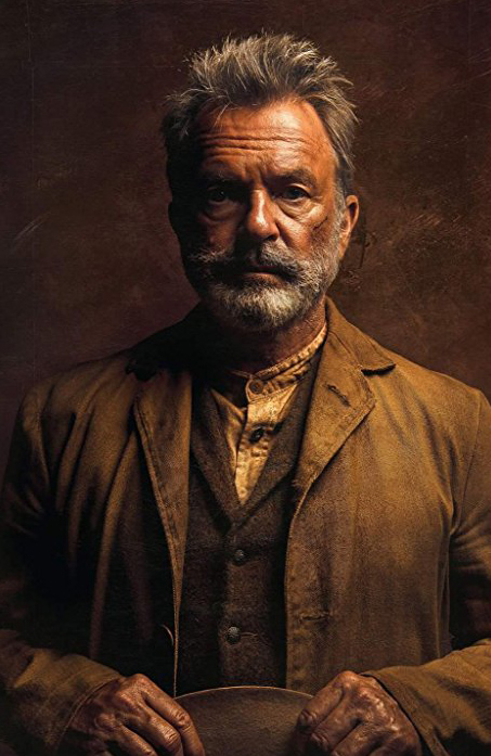 Sam Neill in Sweet Country - Credit IMDB