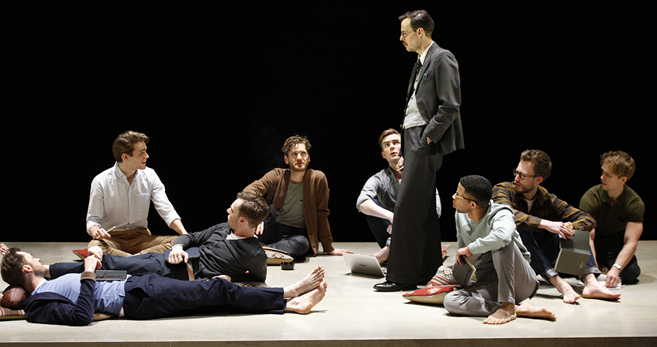 The Company of The Inheritance - Credit Simon Annand