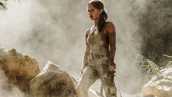 Director Roar Uthaug is the real casualty in this Tomb Raider reboot