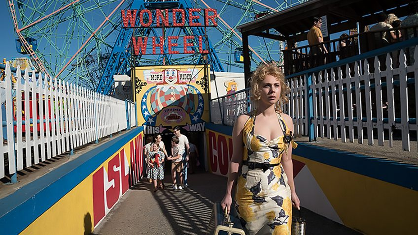 Woody Allen's enjoyable Coney Island period piece gets bogged down in pastiche