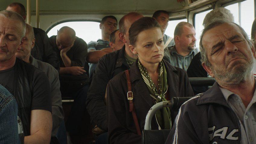 Unpleasant to watch, but impossible to ignore, a Russian-born director's cri de Coeur
