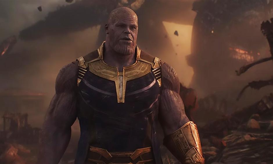 Josh Brolin in Avengers: Infinity War - Credit IMDB