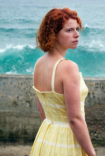 Jessie Buckley in Beast - Credit IMDB